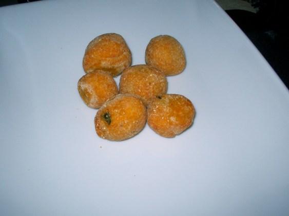 jalapeno corn balls