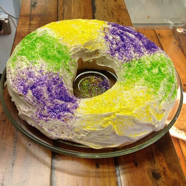 Vegan King Cake Recipe