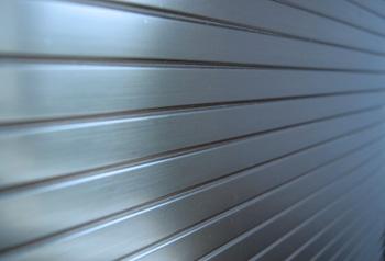 Les différents type de rideaux métalliques