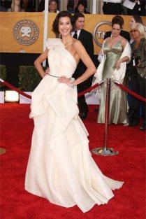 Teri Hatcher en los SAG Awards 2009