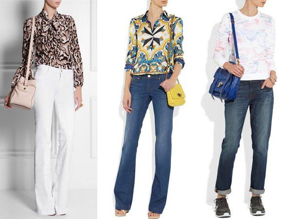 Looks con jeans para diferentes actividades