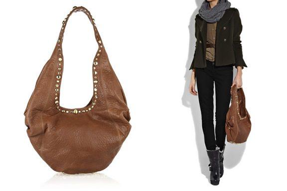 Hobo bag, su tira ancha lo hace funcional y cómodo