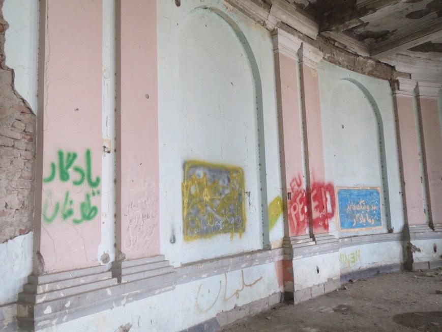 Graffiti from the Russian Era