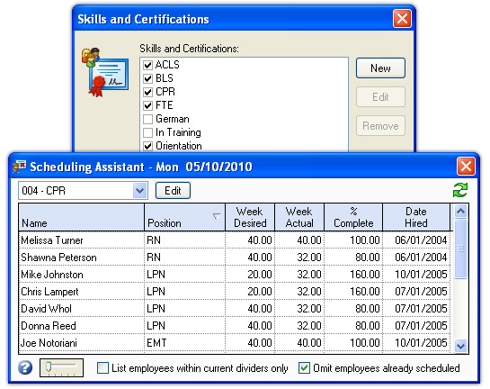 Employee Scheduling Software that\u0027s Fast, Easy and Proven