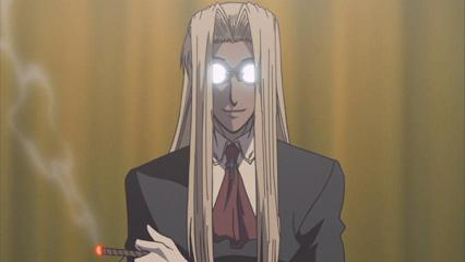 Glasses Anime Girl Wallpaper Sir Integra Fairbrook Wingates Hellsing Hellsing
