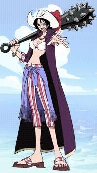 Pirate Wallpaper Quote Alvida One Piece Absolute Anime