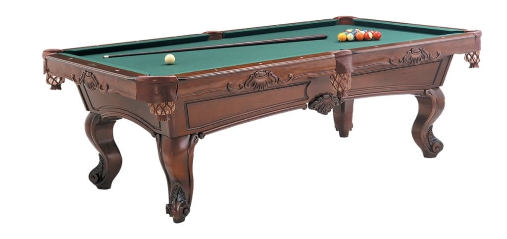 Absolute Billiard Servicesolhausen Dona Marie Pool Table