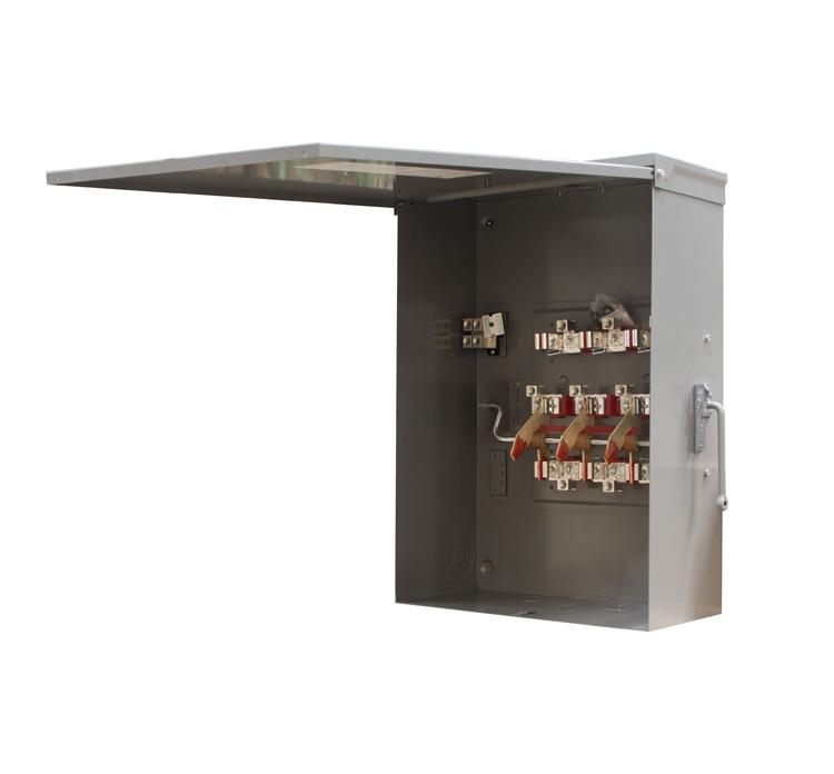 Winco Square D Manual Transfer Switch - 200 Amp- 64863-008