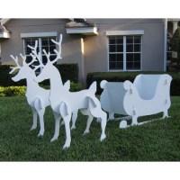 santa sleigh decoration - 28 images - decors 187 archive ...