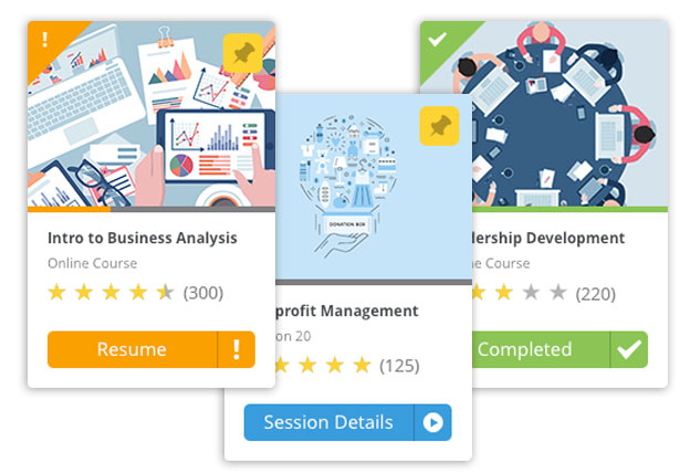 User Experience - Absorb Learning Management System