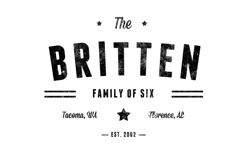 Quicksketch – The Britten Family