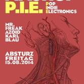 Mash Up P.I.E. – Pop |Indie| Electronics