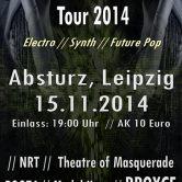 Electronic Transformers Tour 2014