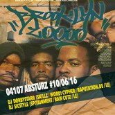 BROOKLYN ZOOOO! #19 ORIGINAL <> SicStyle & DJ dørbystarr