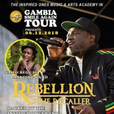 Gambia smile again Tour!