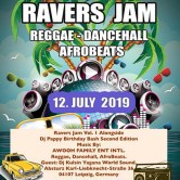 Ravers Jam Vol. #1
