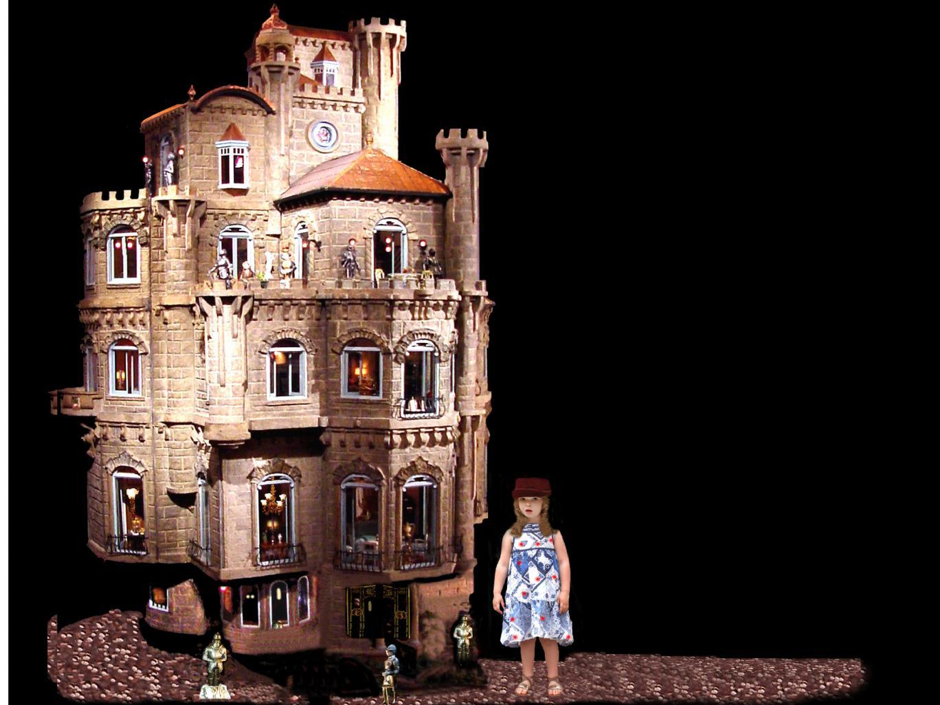 La casa delle bambole pi costosa del mondo costa 8 5 for Piani di casa del vecchio mondo