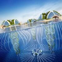 Aequorea, intera città subacquea progettata da un architetto belga