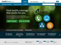 Health Care GOV Website Problems