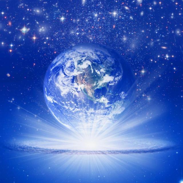 Earth-As-Light