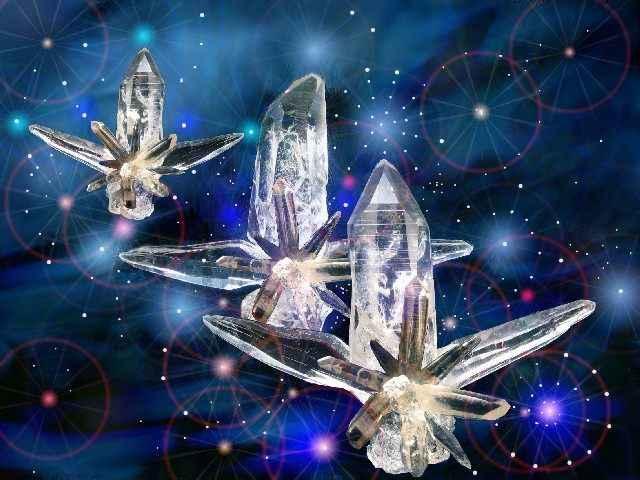 cosmic crystal group