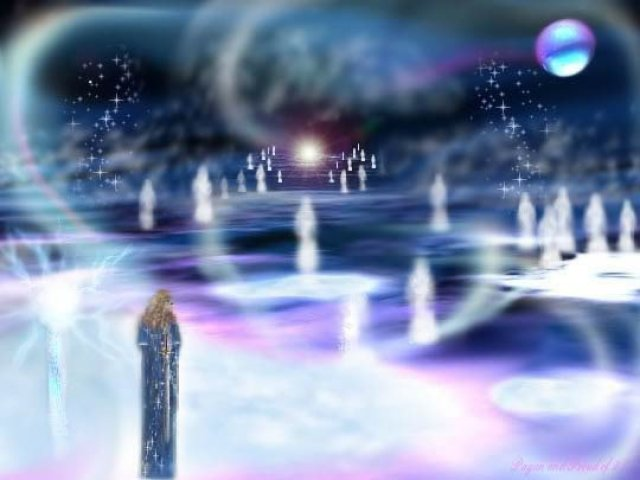 galactic light beings