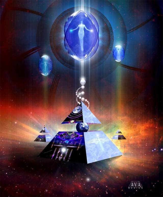 The New Cosmic Portal Opening Up and Immense New Wave of Cosmic Changes Is Upon Us Pyramid-Ascension