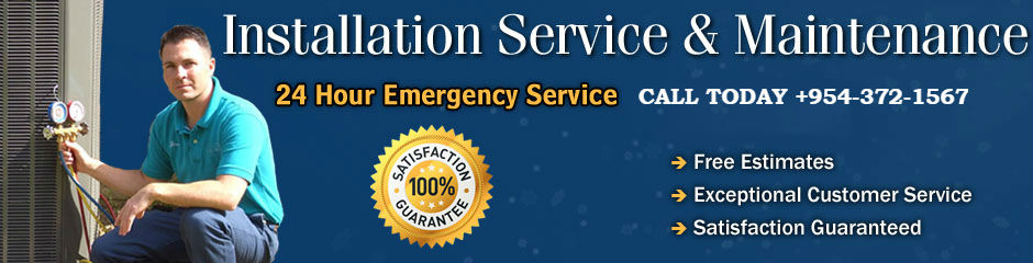 AC maintenance service Plantation