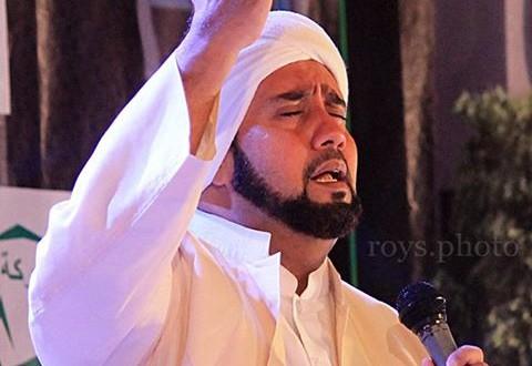 Foto Habib Syech Doa