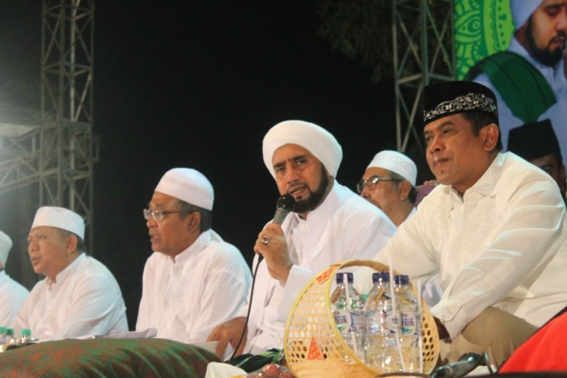 Foto Habib Syech solo