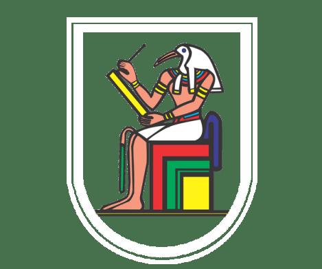 logo universitas kairo