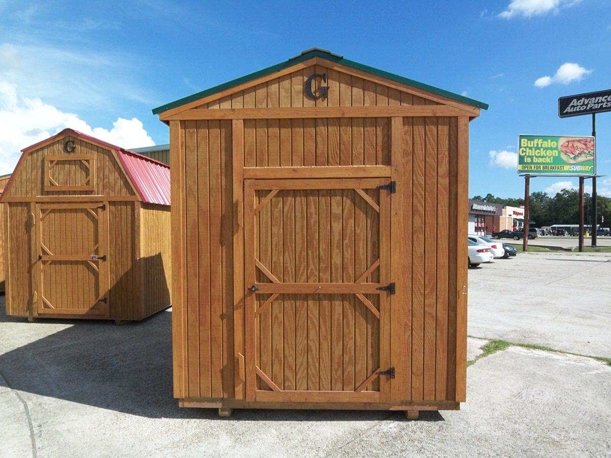Graceland Portable Buildings Garages Cabins Sheds Barns