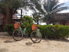 Puerto Morelos Bike Rental at Acamaya Reef