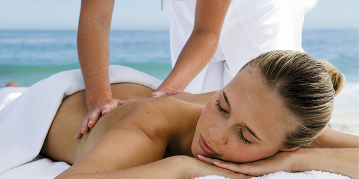 Massage on the Beach in Puerto Morelos Acamaya