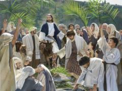 Palm Sunday: The Passion of Jesus Christ
