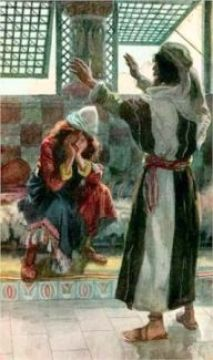 a view into the rebuking of david by nathan in the bible But the prophet nathan came to david and told him of a revelation he received   at least eight of david's wives are named in holy scripture  and sent the  prophet nathan to david to rebuke him, finally telling david that the child would  die.