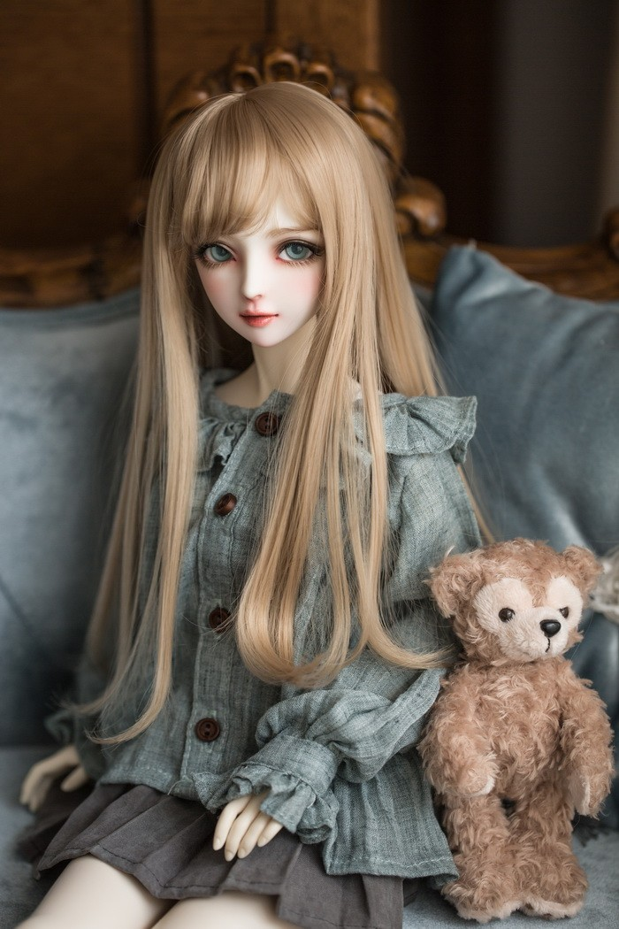 So Cute Baby Girl Wallpaper Wigs For Bjd Dolls Bjd Accessories Dolls Alice S