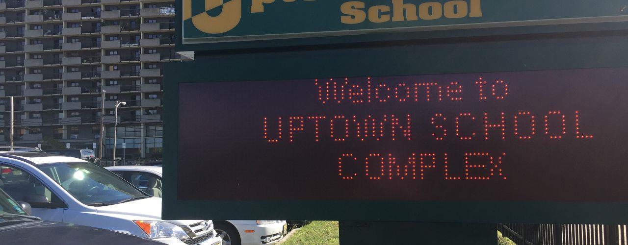 Uptown School Complex / USC Homepage