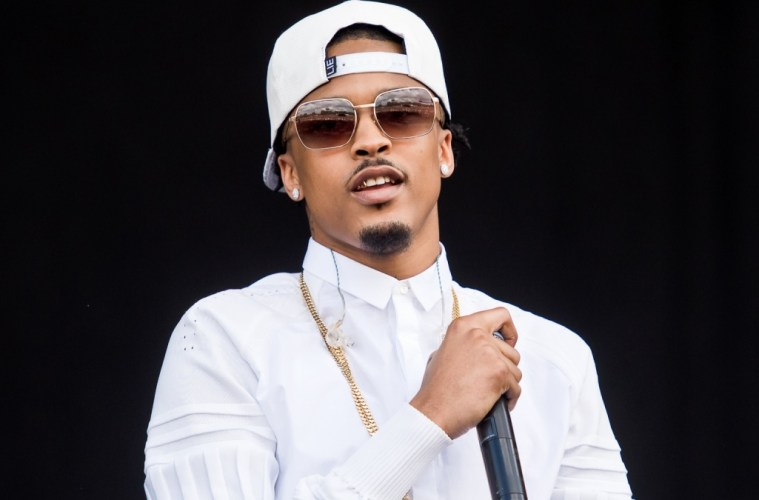 August Alsina Unhappy With AMA's Technical Difficulty