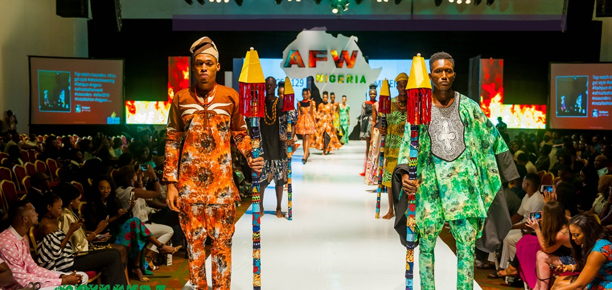 Anticipate The Africa Fashion Week Nigeria