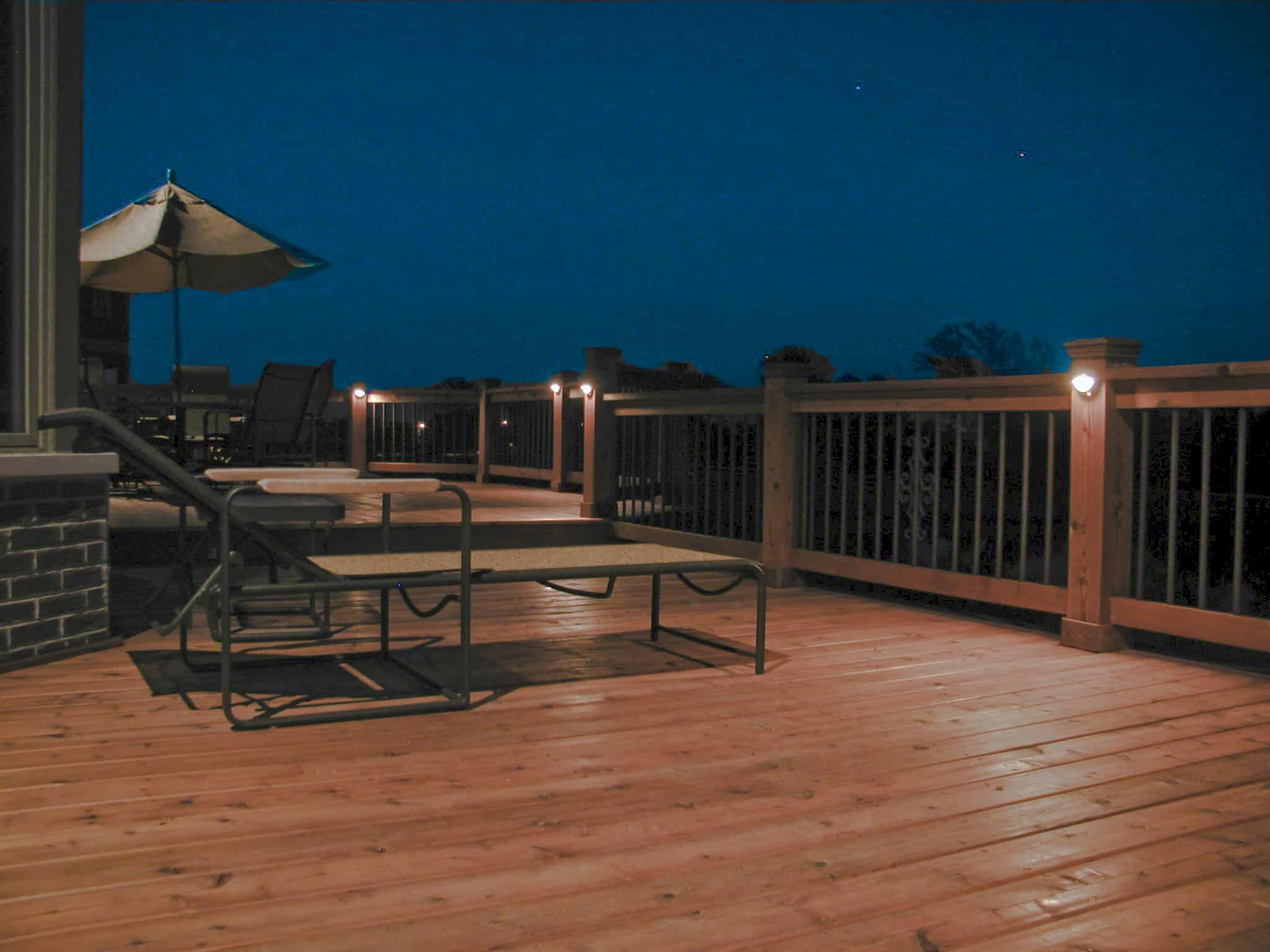 deck accent lighting. Deck Accent Lighting R