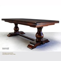 Dining Table: Dining Table Extra Long