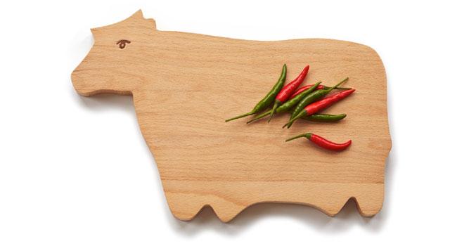 Animales de granja en tus tablas for Tablas de cocina profesionales