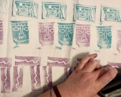 Printmaking In The Primary National Curriculum