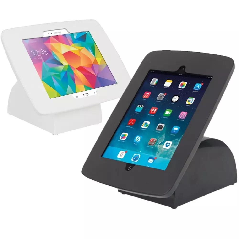 Moonbase Desktop Tablet Holder Access Displays