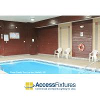 Indoor Pool Lighting - LED Upgrade for a Nebraska Hotel
