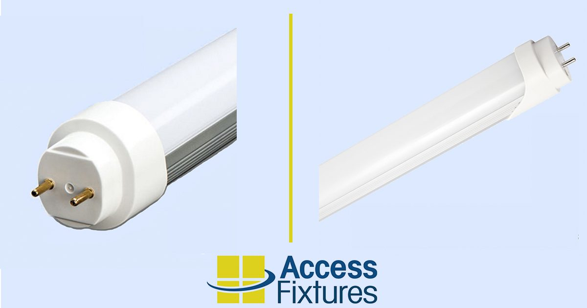 How to Rewire T12/T8 Fluorescent Fixtures for T8 LED