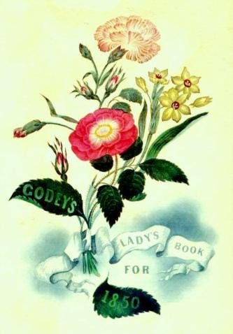Large Godey's Logo
