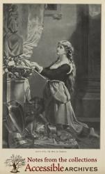Jeanne d'Arc by Mme. de Chatillon