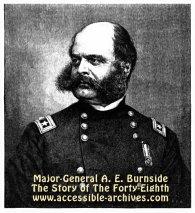 Major-General A E. Burnside